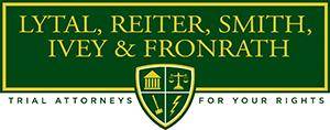 Lytal, Reiter, Smith, Ivey & Fronrath, LLP Header Logo